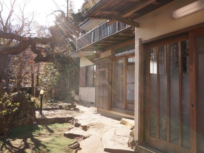この建物の雰囲気いかがですか。「日本らしさ」感じませんか。