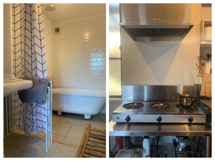 トイレは1階に、洗面所は2階にもあります。これ嬉しい。