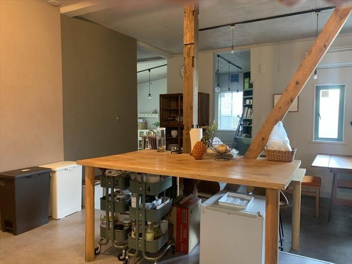 清潔感あり、かつ可愛いバスルーム