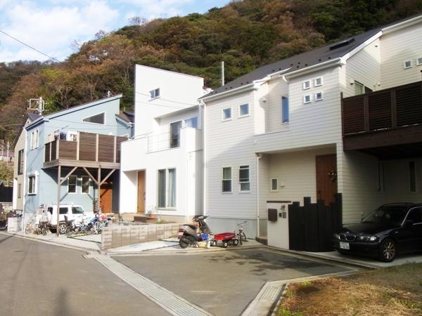 近隣の素敵な家①