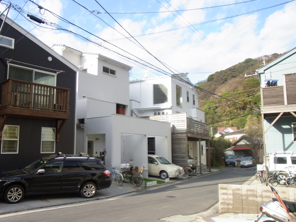 近隣の素敵な家②