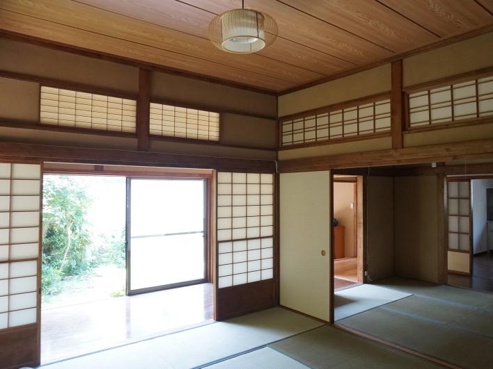 鎌倉でも希少な現役バリバリの、本当にすぐ住める古民家平屋です!