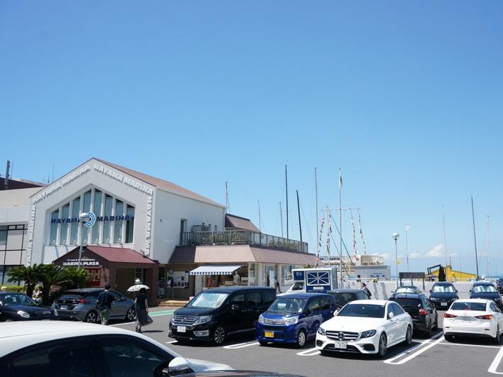 葉山マリーナまで歩いて3分。今までヨットやクルージングで遊びに来てた方にとって最高の拠点。