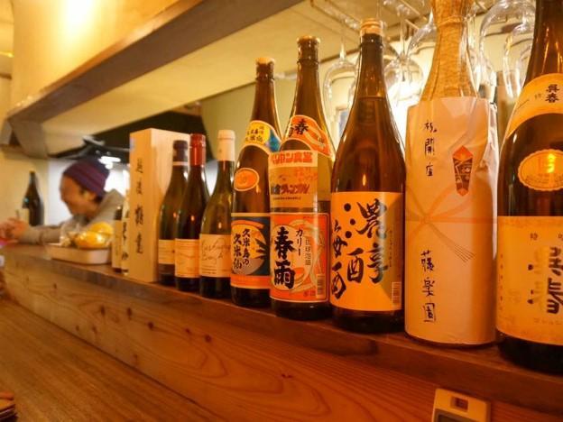 ペリカン食堂で覚えた日本酒も多い。勉強になるなぁ。常連さんたちも良い方ばっかり。
