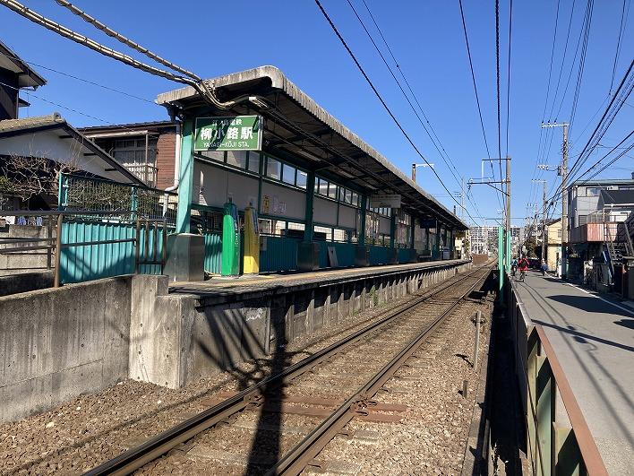 これでもかってくらいなにもない。江ノ電「柳小路」駅。訪れるとわかる、愛したくなるまち。