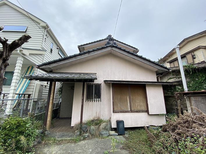 今では少なくなってきた和風戸建です