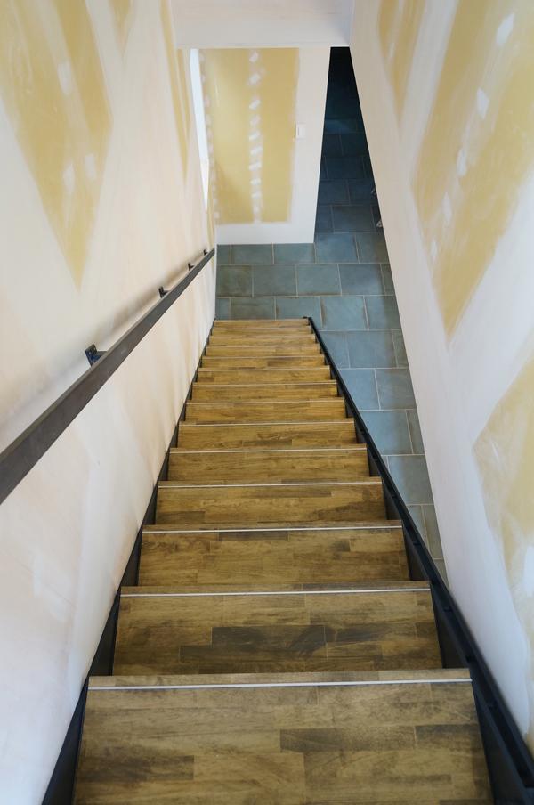 アイアンの階段はいりました!4