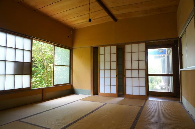 昭和38年築の純日本家屋を住み継ぐ1