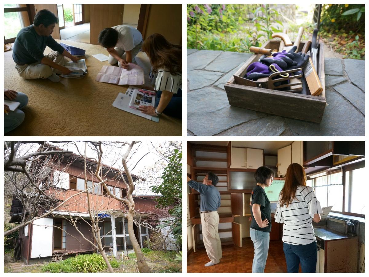 昭和38年築の純日本家屋を住み継ぐ3