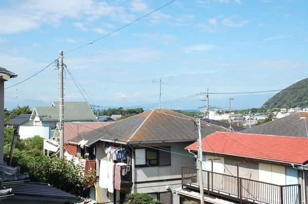 ナイス富士山&江ノ島ビュー!着々と進んでいます2
